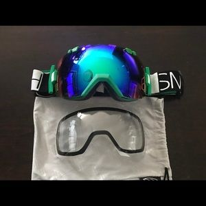 Smith I/OX Turbo Fan Goggles